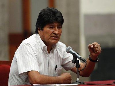 Presidente de México apoya a Evo y dice que hubo golpe de Estado