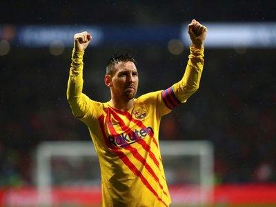 Messi, gran favorito a lograr el Balón de Oro 2019