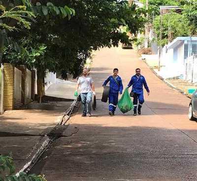 Índices de infestación larvaria siguen elevados en Alto Paraná