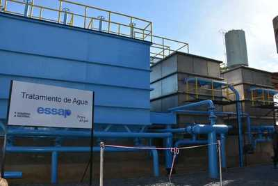 Se acabó el drama de los cortes de agua potable en Roque Alonso