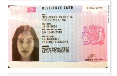 Joven fue víctima de robo de visa europea y ahora apela a ciudadanía para recuperarla