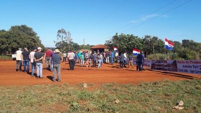 Pobladores reclaman pavimentación asfáltica tramo Mbaracayú y Puerto Indio