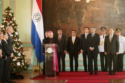 Ante diplomáticos Abdo alerta sobre ola de violencia que se expande por Sudamérica