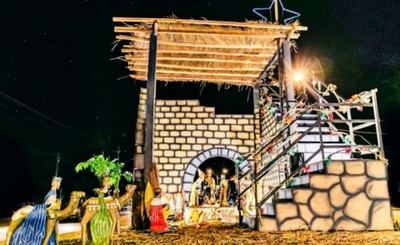 Avda. Perú enciende espíritu navideño