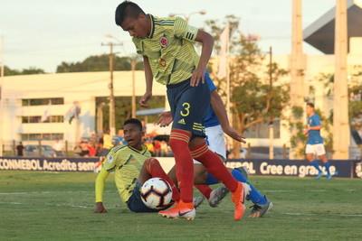 Sudamericano Sub 15: Brasil y Colombia primeros clasificados a semifinales