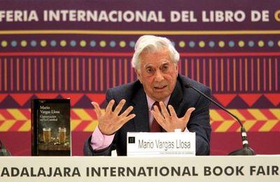 Vargas Llosa: Estados Unidos tiene un desinterés absoluto en América Latina
