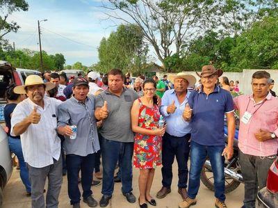 ANR toma el poder en San Carlos
