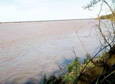 Alerta amarilla por crecida del río Pilcomayo en Bolivia