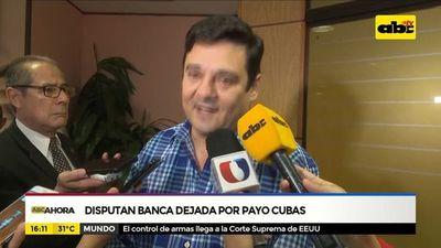 Colorados insisten en ocupar banca de Payo
