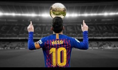 Lionel Messi ganó su sexto Balón de Oro y superó a Cristiano Ronaldo