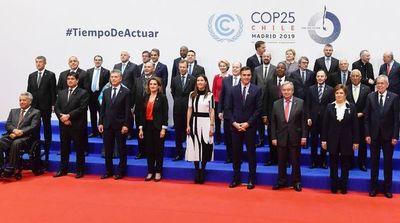 Se inicia la 25ª Cumbre del Clima