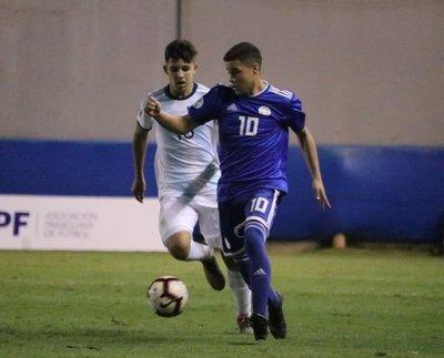 Paraguay igualó con Argentina y ambos se clasificaron a las semifinales del Sudamericano Sub 15