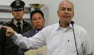 """Bolivia culpa a Nicolás Maduro de financiar el """"terror"""" en países de Latinoamérica"""