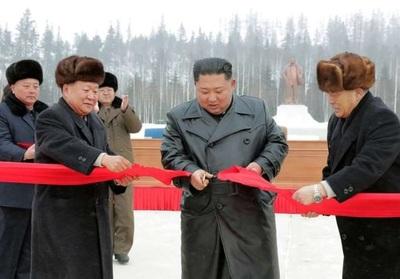 Corea del Norte: con un presupuesto colosal, inauguran nueva ciudad de Samjiyon