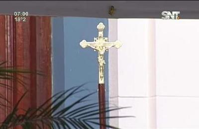 Sexto día del Novenario de la Virgen