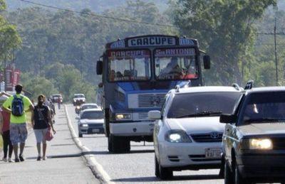 DINATRAN reforzará controles de documentos a empresas de transporte