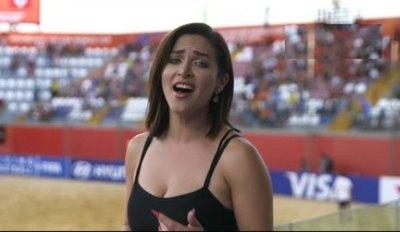 Claudia fue la Musa del ¡Mundial pynandi!