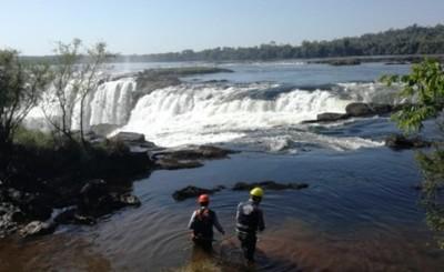 Niño se perdió en las Cataratas del Yguazú durante una excursión
