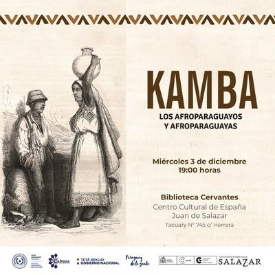 Cultura presenta un material para conocer más sobre los afroparaguayos