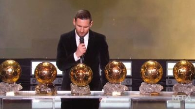Messi es Rey por sexta vez