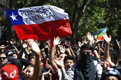 Chile lanza un megaplán económico tras sufrir su peor caída en 10 años