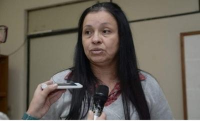 Rechazan amparo presentado por Yolanda Paredes