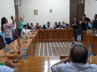Concejales de Concepción aprueban intervención de Municipalidad