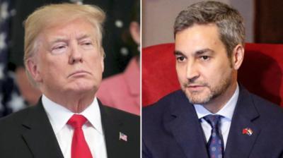 HOY / Abdo se reunirá con Donald Trump