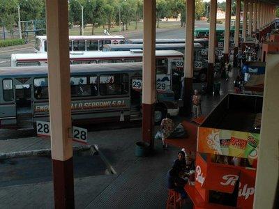 Horario de buses para Caacupé será liberado desde el viernes