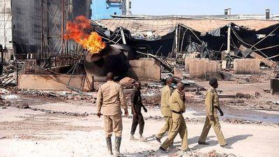 Más de 20 muertos en explosión e incendio de fábrica en Sudán