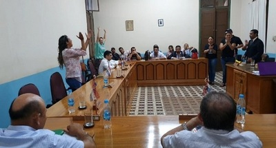 Concejales aprueban intervención de la Municipalidad de Concepción