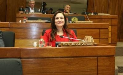 Rocío Abed vuelve a ocupar banca de Ulises Quintana