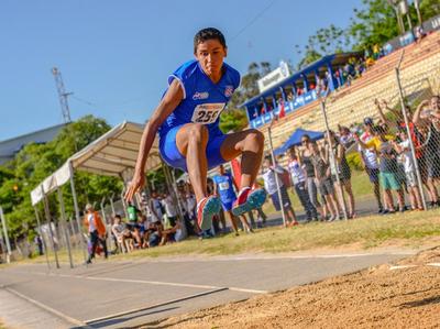 Paraguay consigue más medallas en los Juegos Escolares