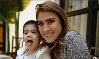 """Amalia Cutillo: """"Yo por mi hijo soy una fiera"""""""