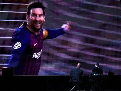 """Messi: """"Cuando Cristiano me igualó me dolió un poco"""""""