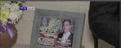 Hablan familiares del militar muerto en accidente sobre ruta Transchaco