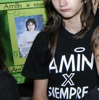 Falleció una de las condenadas por el secuestro de Amín Riquelme