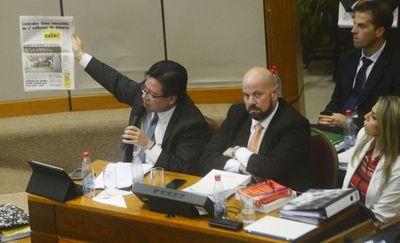 Acusan y piden juicio oral para el  excontralor García en el caso Ivesur