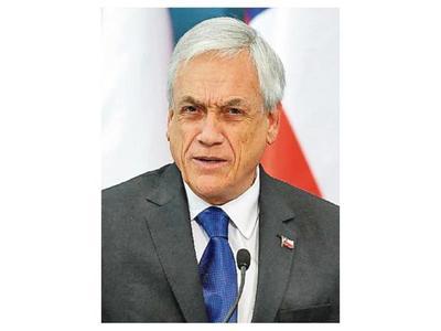 Piñera lanza bono para enfrentar crisis