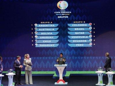 Paraguay debutará ante Bolivia