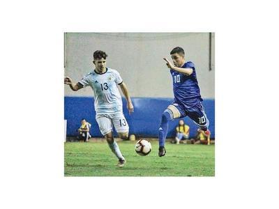 La Sub 15 jugará ante Brasil