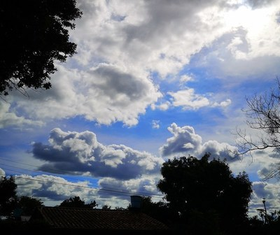 Precipitaciones con tormentas eléctricas