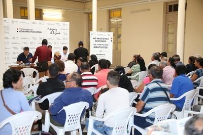Nuevo grupo de víctimas de la dictadura cobrará indemnización el viernes