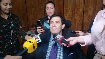 """PGN 2020: decisión de Diputados fue una """"barbaridad"""", dice """"Beto"""" Ovelar"""