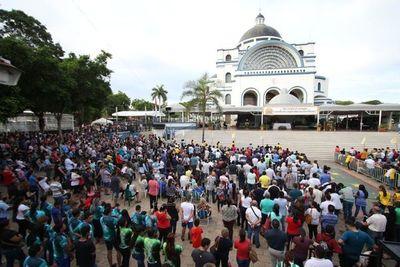 Caacupé: obispo dice basta de planillerismo y que Fiscalía no sirve para nada