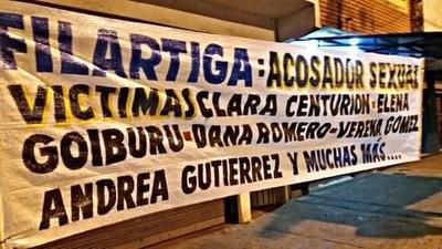 Dr. Filártiga: denunciado por acoso sexual, ahora da cátedra de civismo