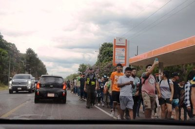 Caminera intensificará presencia para acompañar a peregrinos •