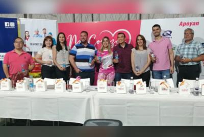 """Lanzamiento oficial de la actividad solidaria """"Mi Corazón Corre"""""""