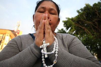 Alertan a peregrinos sobre grupos que se hacen pasar por católicos
