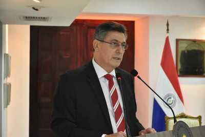 Visita de Abdo es un respaldo de EE.UU a los esfuerzos del Paraguay contra el crimen organizado, señala asesor